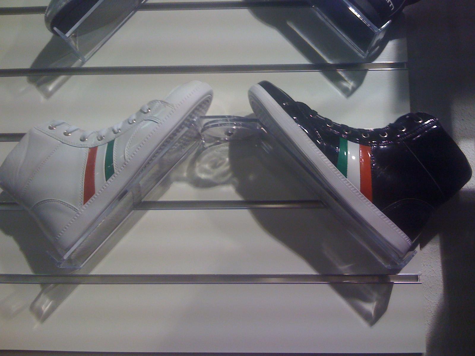 Schoenen in Haarlem
