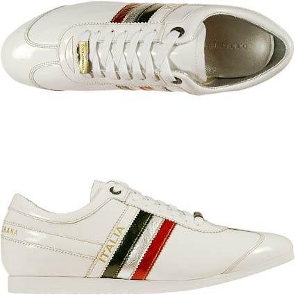 Blanc Chaussures Dolce & Gabbana Pour Les Hommes 69yJKJvMx