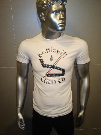 Botticelli T-Shirt – il Tricolore