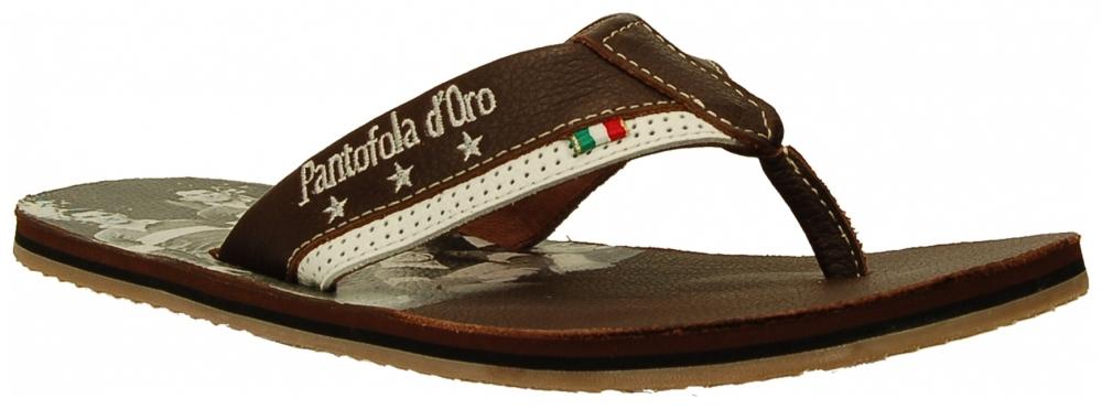 Pantofola D'sandales Oro XwNRI
