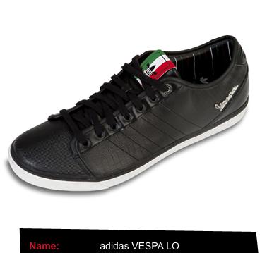 Adidas Vespa Edition