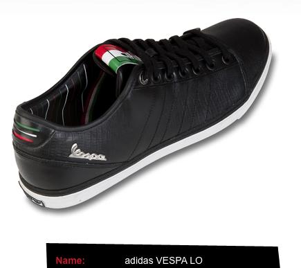 648ee26be9473 Adidas Vespa Edition – il Tricolore