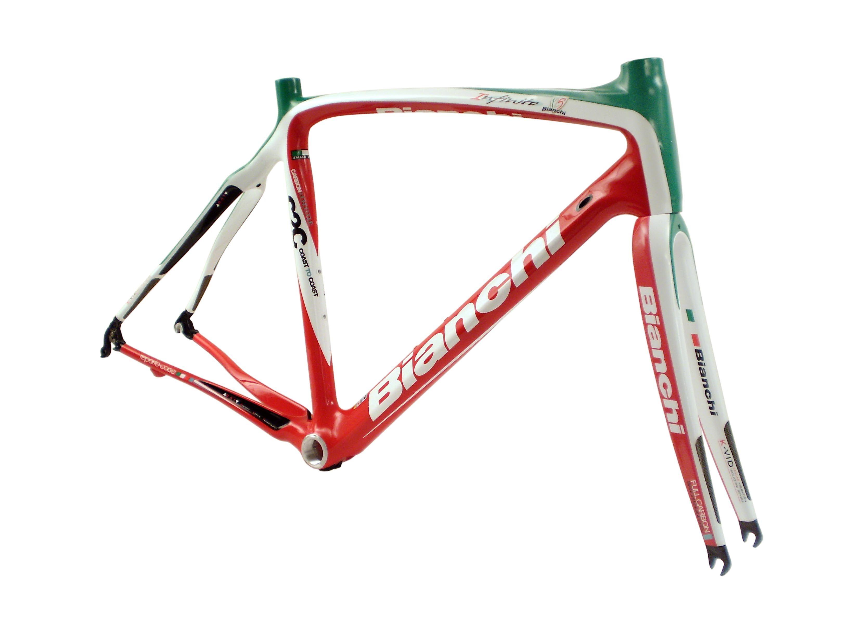 Bianchi Infinito limited versie !