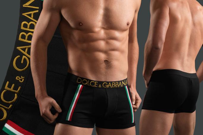 Dolce & Gabbana Tricolore