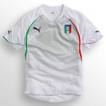 Italia Training T-Shirt-white