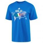 Men's Soccer Italy Tee